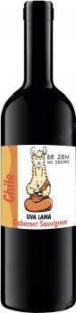 Вино Uva Lama Cabernet Sauvignon красное сухое 0.75 л 13% (4820135490103)