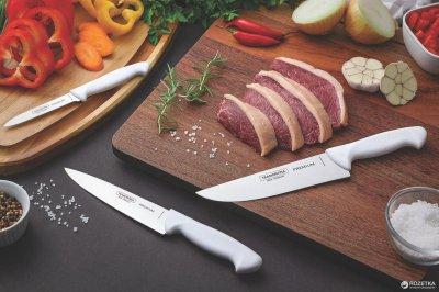 Кухонний ніж Tramontina Master для м'яса 254 мм з виступом White (24620/180)