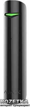 Бездротовий датчик розбиття скла Ajax GlassProtect Black (000001139)