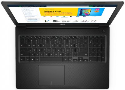 Ноутбук Dell Inspiron 3593 (3593Fi58S2IUHD-LBK) Black