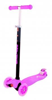Cамокат GO Travel Maxi Фиолетовый (SKVL306) (0425454115764)