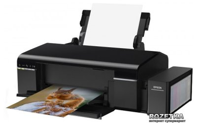 Epson L805 with WI-FI (C11CE86403)