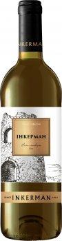 Вино Inkerman напівсухе біле 0.75 л 9-11% (4820003751220)