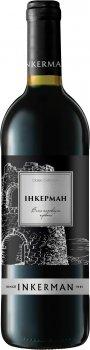 Вино Inkerman червоне напівсухе 0.75 л 9-11% (4820003750315)