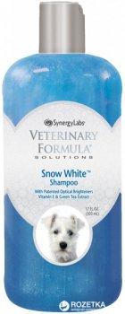 Шампунь Білосніжно Білий Veterinary Formula Snow White для кішок і собак 503 мл (736990012203)