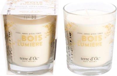 Парфумована свічка Terre d'Oc Сяючий ліс 175 г (3700324427312)