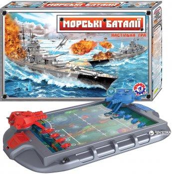 Настільна гра ТехноК Морські баталії (1110)