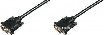 Кабель Digitus DVI-D Dual Link AM/AM 3 м Black (AK-320108-030-S)