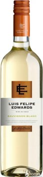 Вино Luis Felipe Edwards Sauvignon Blanc белое сухое 0.75 л 12.5% (7804414000969)