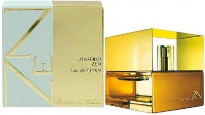 Парфюмированная вода для женщин Shiseido Zen 50 мл (768614102014)
