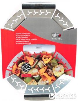 Решетка-гриль для овощей Weber большая (6678)