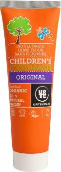 Органическая зубная паста для детей Urtekram 75 мл (5765228839065)
