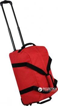 Дорожная сумка Members Holdall On Wheels Small 42 Red (922560)