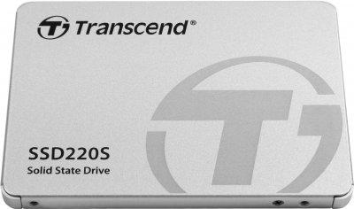 """Transcend SSD220S Premium 480GB 2.5"""" SATA III TLC (TS480GSSD220S)"""