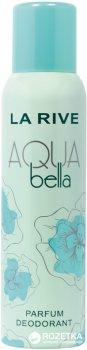 Парфюмированный дезодорант для женщин La Rive Aqua Bella 150 мл (5901832060185)