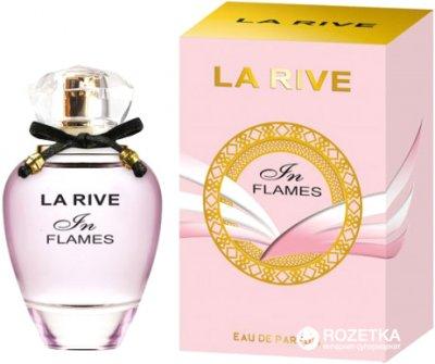Парфюмированная вода для женщин La Rive In Flames 90 мл (5901832062851)