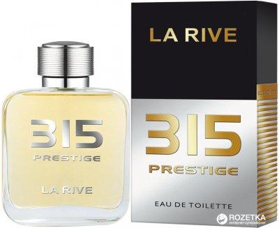 Туалетная вода для мужчин La Rive 315 Prestige 100 мл (5906735234480)