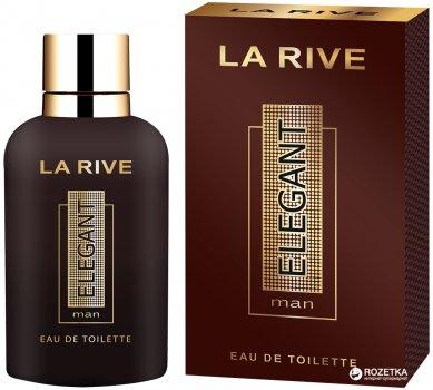 Туалетная вода для мужчин La Rive Elegant Man 90 мл (5901832062264)