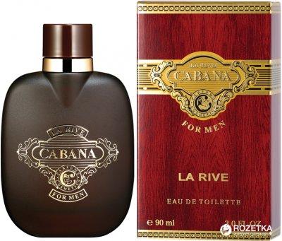 Туалетная вода для мужчин La Rive Cabana 90 мл (5906735234053)