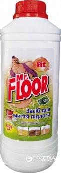 Средство для мытья пола Fit Mr Floor Лайм 1 л (4820021764035)