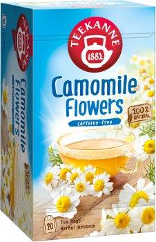 Чай трав'яний пакетований Teekanne Ромашка 20 пакетиків (4009300522782)
