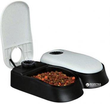 Кормушка автомат для собак и кошек Trixie TX 2 двойная (4011905243726)