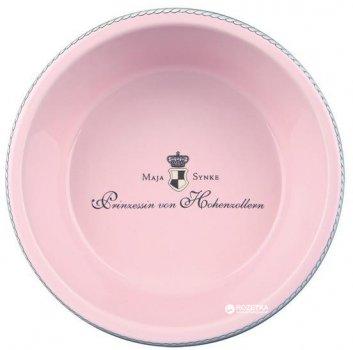 Миска керамічна для собак Trixie Dog Princess 450 мл Рожева 24582 (4047974245828)