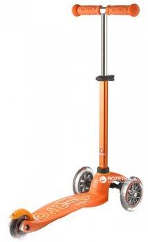Самокат Micro Mini Deluxe Orange (MMD008)