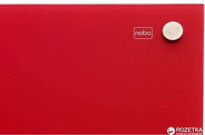 Доска Nobo Diamond стеклянная магнитно-маркерная 300 x 300 мм (1903954)