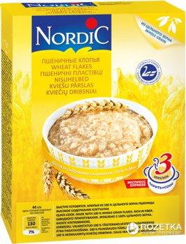 Хлопья пшеничные NordiC 600 г (6411200105794)