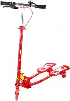 Самокат Ferrari FXK20 Лягушка двухрамный Красный (6947045654598)