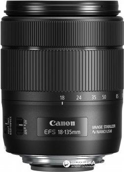 Canon EF-S 18-135mm f/3.5-5.6 IS nano USM (1276C005) Офіційна гарантія!