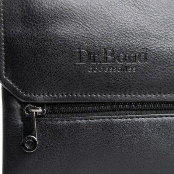 Сумка планшет мужская DR. BOND GL 213-0 черная