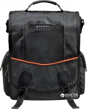 "Сумка для ноутбука вертикальная Everki Urbanite 14.1"" Black (EKS620)"