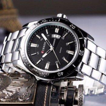 Чоловічі годинники CURREN QUARTZ 2401