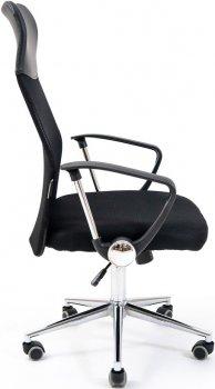 Кресло Rondi Ультра Хром Черное (1410197911)