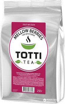 Чай фруктовый рассыпной ТОТТІ Tea Сочные ягоды 250 г (8719189233469)