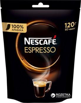 Кофе NESCAFE Espresso растворимый 120 г (7613035692954)