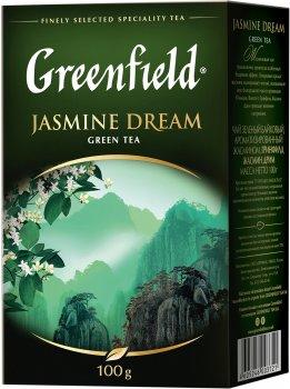 Чай розсипний Greenfield Jasmine Dream 100 г (4823096801186)