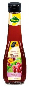 Уксус Kuhne Vino Rosso винный красный 6% 250 мл (4012200194010)