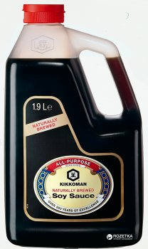 Соус соевый Kikkoman 1.9 л (8715035110700)