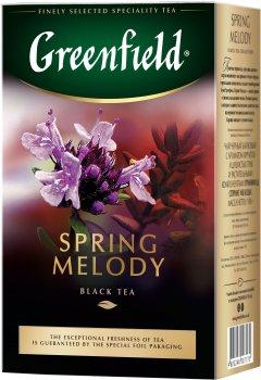 Чай рассыпной Greenfield Spring Melody 100 г (4823096802206)