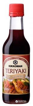 Соус-маринад соєвий Терияки Kikkoman 250 мл (8715035210301)