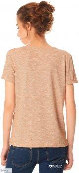 Женская футболка Bono Flamli 000-159 Бежевая