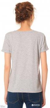 Женская футболка Bono Flamli 000-119 Серая