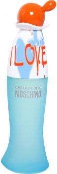 Туалетная вода для женщин Moschino I Love Love 100 мл (8011003991457)