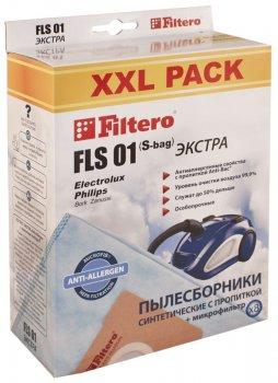Набір пилозбірників FILTERO FLS 01 (S-bag) Extra XXL Pack