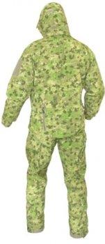 Костюм влагозащитный P1G-Tac Field Storm Suit S93215JB 2XL Камуфляж Жаба Полевая (2000980386109)