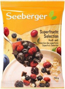 Суміш супер ягід Seeberger 150 г (4008258430002)