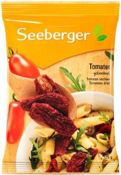 Томати сушені Seeberger з морською сіллю 125 г (4008258450017)